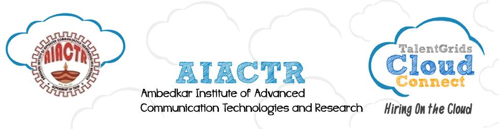 AIACTR Talent Grids Cloud Connect Portal