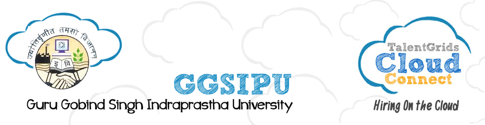 GGSIPU Talent Grids Cloud Connect Portal
