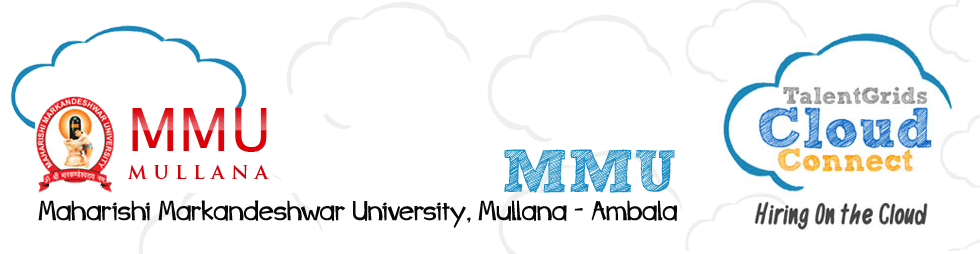 MMU Talent Grids Cloud Connect Portal