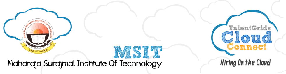 MSIT Talent Grids Cloud Connect Portal