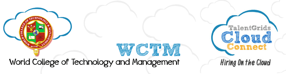 WCTM Talent Grids Cloud Connect Portal