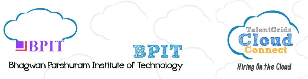 BPIT Talent Grids Cloud Connect Portal