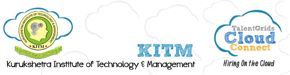 KITM Talent Grids Cloud Connect Portal