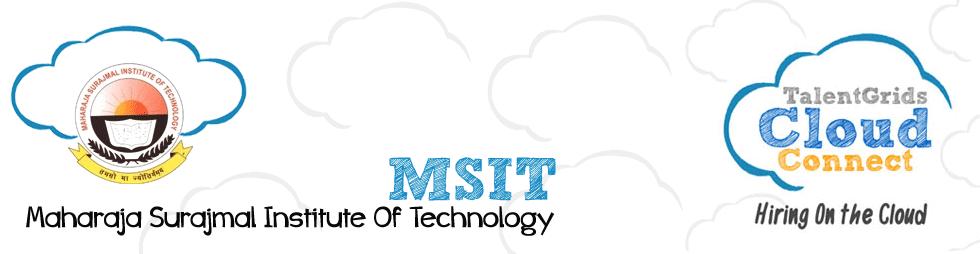 MSIT Talent Grids Cloud Connect Portal