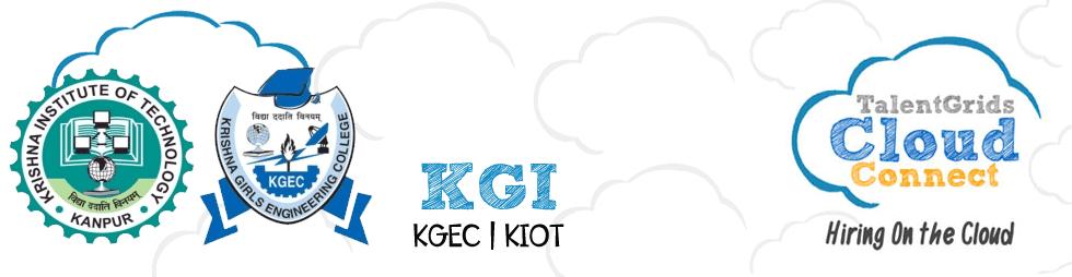 KGI Talent Grids Cloud Connect Portal