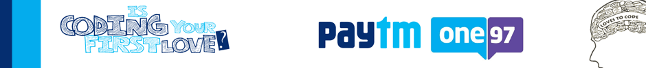 Paytm One97 Campus Portal
